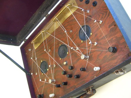 Photo of Second Harmonic Resonator
