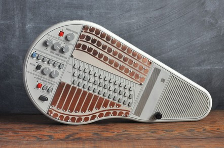 Photo of Modified omnichord om-84