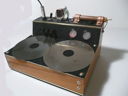 Photo of Magnatron Tape Echo