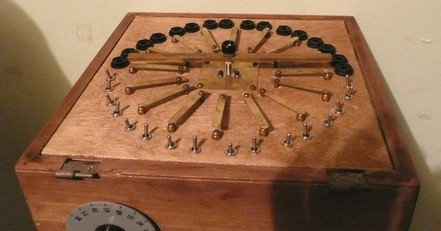 Photo of Magnetic Sequencer