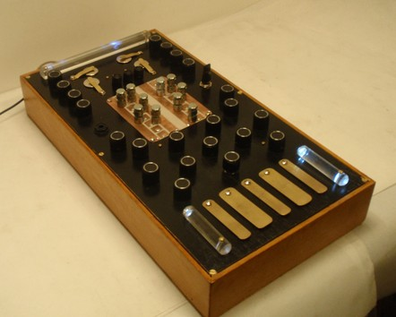 Photo of Drum Scape Sequencer