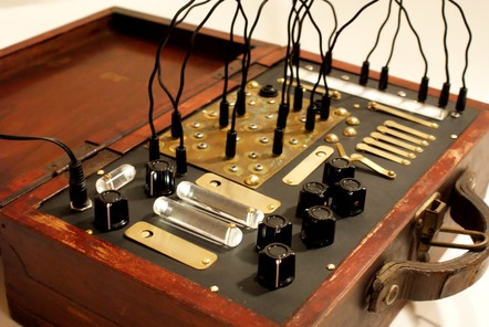 Photo of Time Scape Sequencer (antique addition)